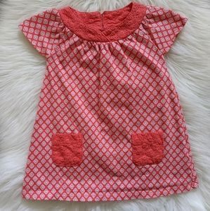 9M Carter's Dress with Pockets